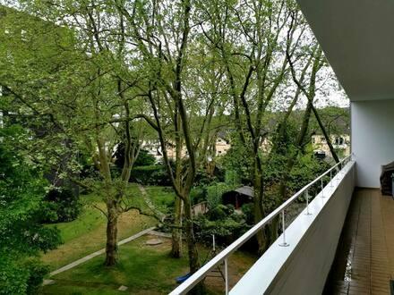 Dortmund - Stilvolle, neuwertige 3 ZKDB mit Balkon und Einbauküche Gartenstadt barrierefrei
