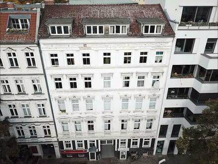 Berlin - Kreuzberg - Mitten in kreuzberg, Altbauwohnung im set mit Laden zusammen 85qm