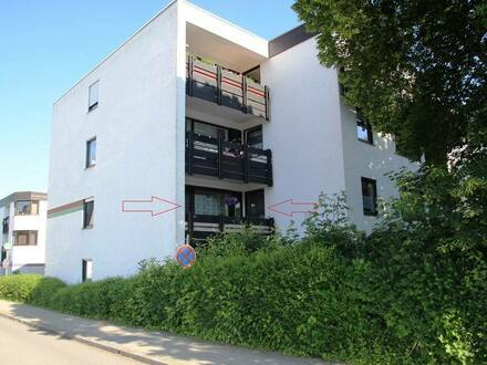 Aichach - 4-Zimmer-Wohnung - eine Seltenheit! PROVISIONSFREI!