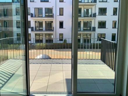 Düsseldorf - Neubau: Stilvolle 2-Zimmer-Wohnung mit Balkon in Düsseldorf Grafental