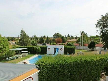 Ansbach - Großes Grundstück mit andalusischem Haus im Süden Spaniens