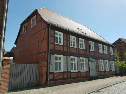 Wittenberge - Mehrfamilienhaus Denkmalschutz Renditeobjekt in der Altstadt