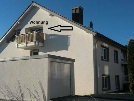 Furtwangen - geräumige 1-Zimmer-Whg. mit Balkon in ruhiger Lage zum Kauf in Furtwangen