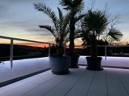 Pforzheim - Luxuriöse Penthousewohnung in bester Wohnlage Pforzheims