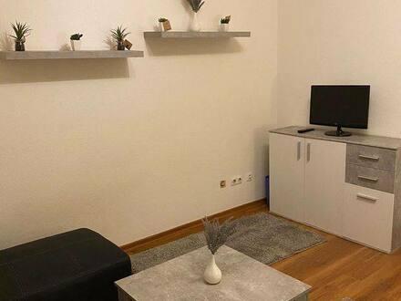 Frankfurt Am Main - 1-Zimmer-Wohnung inkl. Küche und Möbel! OHNE MAKLER und ohne Mieter!