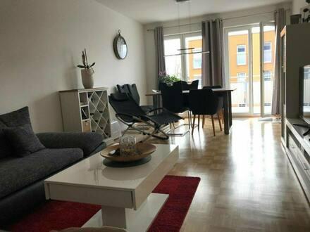 Regensburg - Helle 2,5-Zimmer-Wohnung mit sonnenseitigem Balkon Galgenberg