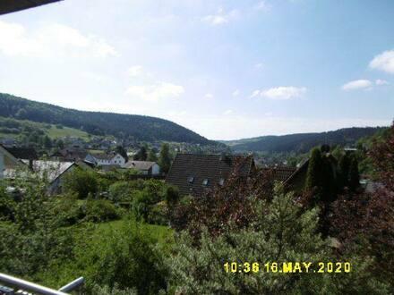 Glatten - Schöne 3 Zimmer-Wohnung mit Balkon und schöner Aussicht