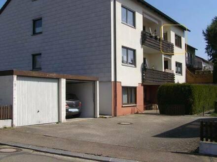 Oettingen in Bayern - Helle 2-Zimmer-Wohnung im 1.OG in OettingenSchillerstraße 5c; provisionsfrei