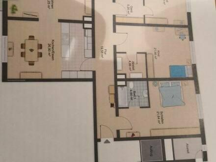 Hassloch - Schöne 4 Zimmer Wohnung