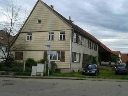 Laichingen - Landwirtschaftliches Anwesen Stadtmitte