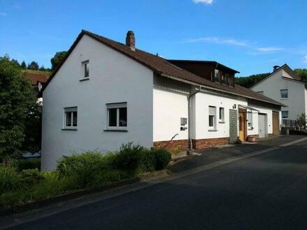 Fellen - Unser schönes Einfamilienhaus im Spessart ist zu verkaufen!