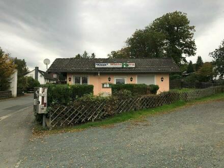 Braunfels - Baugrundstück mit bestehndem Gebäude in Braunfels