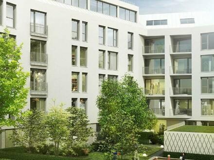 Nürnberg - Wohnen direkt am Stadtpark in Nürnberg: Moderne 3-Zimmer-Wohnung mit viel Wohnqualität