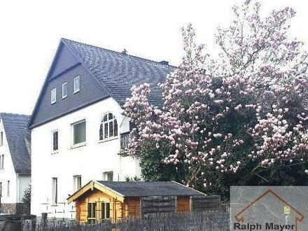 Idar-Oberstein - WOHNEN MIT GEWERBE ..... Nähe Fußgängerzone und Bahnhof Oberstein. Große Doppelhaushälfte in sonniger Lage…