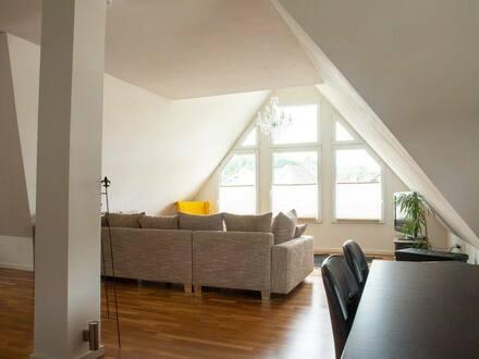 Bad Laasphe - Gehobene und lichtdurchflutete Maisonette-Eigentumswohnung