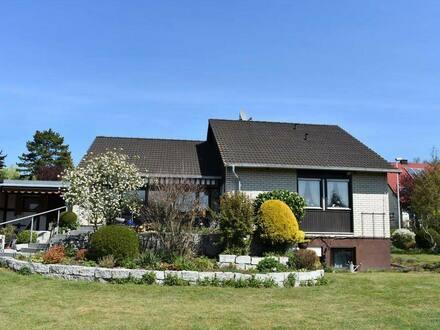 Neunkirchen Am Brand - Gepflegtes 5-Zimmer-Einfamilienhaus in Neunkirchen am Brand,