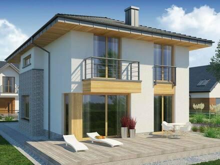 Bad Wörishofen - Einfamilienhaus im Toskanastil inkl. Keller und Garage in Kneipp-Kurbades Bad Wörishofen