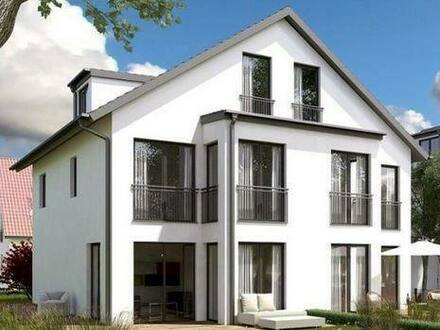Ottobrunn - NEUBAU! Zwei familienfreundliche und ruhig gelegene Doppelhäuser in 85521 Ottobrunn