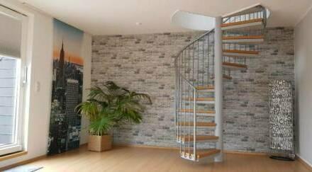 Essen - Steele - Maisonette Wohnung mit Garage in Essen