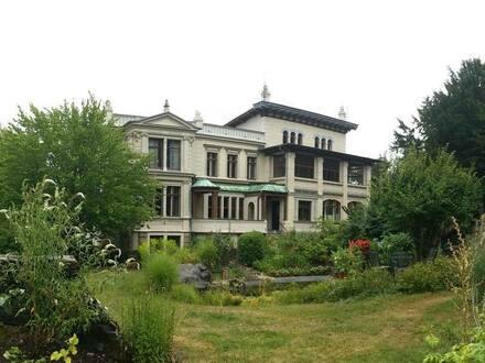 Werdau - noble Villa mit italienischem Flair für exklusives Wohnen und/oder Kanzlei