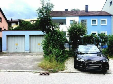 Landau a d Isar - Kernsaniertes Haus mit 2 separaten Wohnungen, zentral