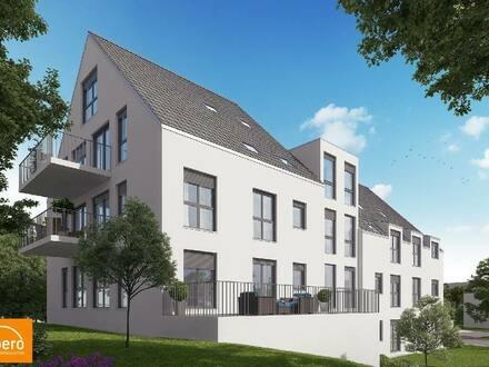 Hanau - albero:) Neubau-Etagen-Wohnung am Lamboypark