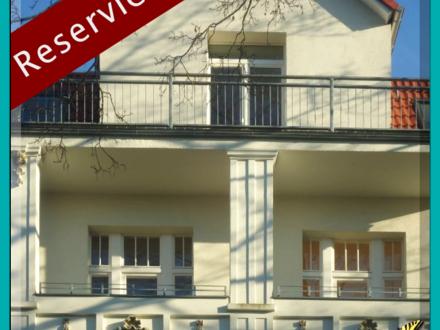 Berlin - KARLSHORST : Attr. Wohnen in Jugendstil-Stadtvilla im HEIMATVIERTEL (befristet)