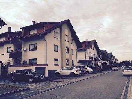 Waghäusel - 2 Etagen Dachgeschosswohnung zu vermieten