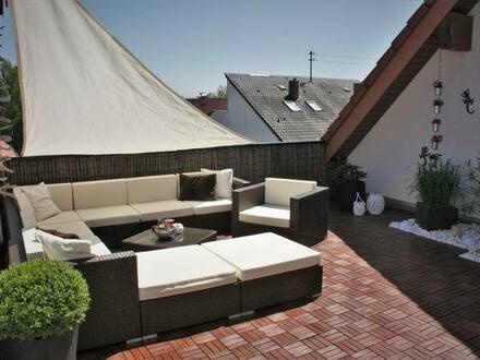 Gäufelden - Haus im Haus mit Dachterrasse