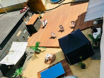 Hamburg - Mitbewohner gesucht mit Pool und BBQ