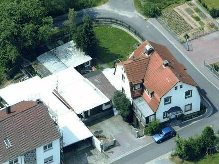 Schöllkrippen - Mehrfamilienhaus wegen Sterbefalls von Privat zu verkaufen