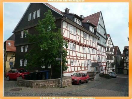 Bad Wildungen - 3-Zimmer-Wohnung in zentraler Lage in Bad Wildungen zu vermieten