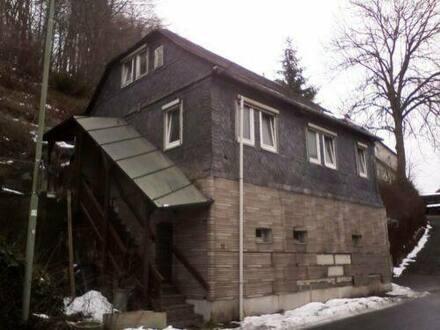 Ludwigsstadt - Haus für Handwerker
