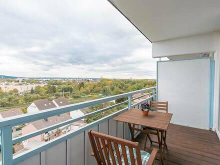 Bonn - Kapitalanlage oder Eigennutz- vollmöblierte Einzimmerwohnung mit großem Balkon (Westen)