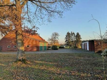 Rehden - Schöner Resthof, ideal für Hundezüchter und Pferdeliebhaber