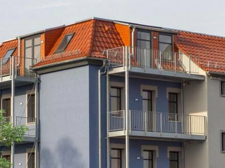Leipzig - *Von Privat* Erstbezug nach Sanierung: exklusive 4-Zimmer-DG-Wohnung mit 2 Balkonen