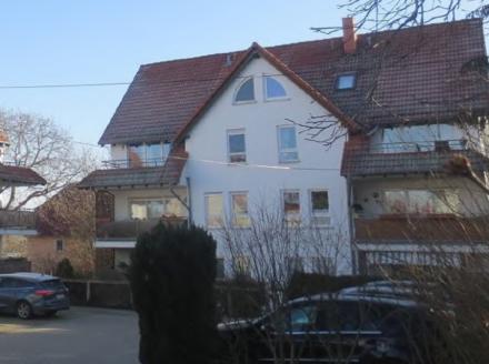 Tharandt - Morderne 4-Zimmer Eigentumswohnung