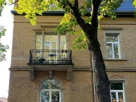 Bad Kreuznach - Neubau-Standard in einer Altbau-Villa: provisionsfreie 4-Zimmer-Wohnung