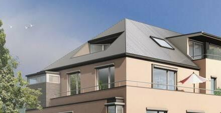 Freilassing - Penthouse-Wohnung über 2 Etagen! Haus im Haus