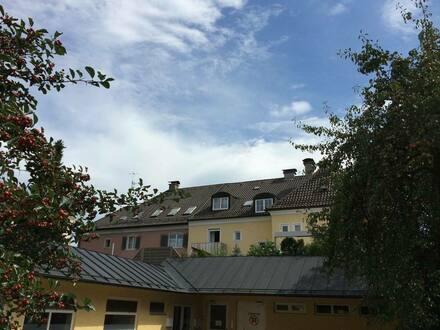 Freilassing - City-Wohnung mit großer Dachterrasse!