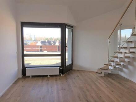 Augsburg - Exklusive 3-Zimmer-Penthouse-Wohnung mit großer Terrasse in Augsburg-Göggingen