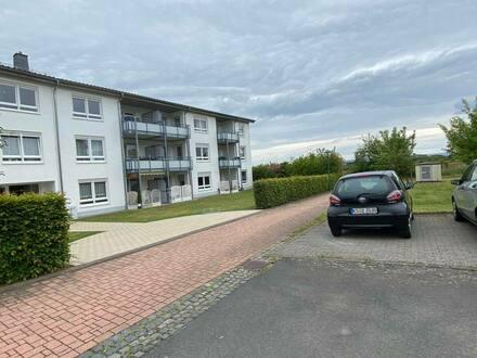 Kassel (Kreis) - Exklusive, geräumige und gepflegte 2-Zimmer-Wohnung mit Balkon und Einbauküche in Kassel (Kreis)