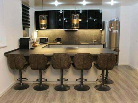Groß-Gerau - Exklusive, neuwertige 3-Zimmer-Wohnung mit Balkon und EBK in Groß