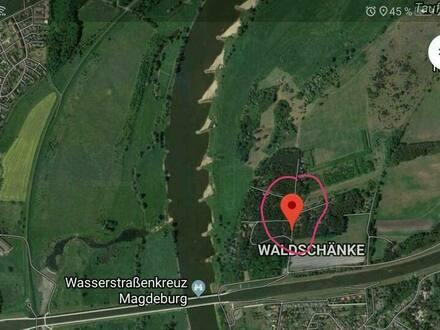Mettmann - Waldgrundstück 4500qm Lostau Hohenwarthe Magdeburg