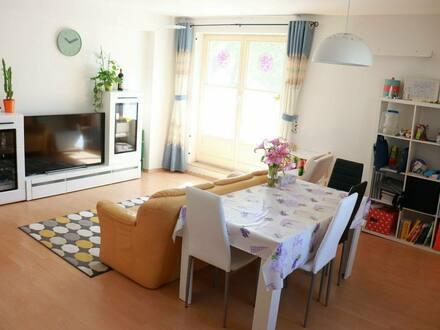 Frankfurt (Oder) - Preiswerte 2-Zimmer-Hochparterre-Wohnung mit Balkon und EBK