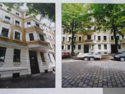 Leipzig / Schleußig - Wohnung und Garage als Kapitalanlage zu verkaufen