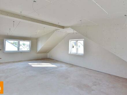 Mainhausen - albero:) 4-Zimmer-Penthouse-Etage plus Dachterrasse, Garage und Einbauküche