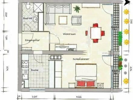 Altona - Hamburg Othmarschen - Privatangebot 2-Zi-Wohnung , Hamburger Westen, schöne ruhige Lage