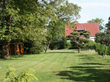Pritzwalk - Großräumiges Wohlfühl-Haus mit traumhaftem Gartengrundstück an der Dömnitz, Platz für ein weiteres Haus, perfekte…