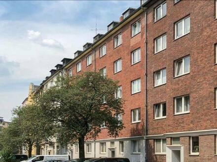 Düsseldorf - Stilvolle, modernisierte 2-Zimmer-DG-Wohnung mit Einbauküche in bester Lage Düsseldorf